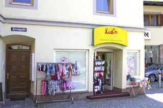 Kids Fashion Kirchgasse Kitzbuehel